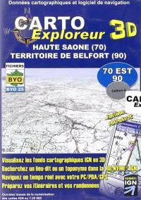 Haute-Saône-Est, Belfort