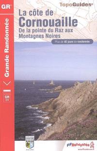 La côte de Cornouaille : de la pointe du Raz aux montagnes Noires