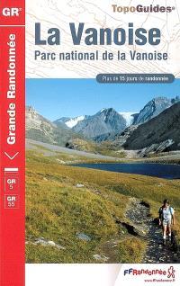 La Vanoise, Parc national de la Vanoise : plus de 15 jours de randonnée