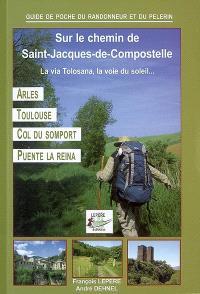 La via Tolosana, itinéraires pour pèlerins et randonneurs à pied : Arles, Toulouse, Somport, Puente la Reina