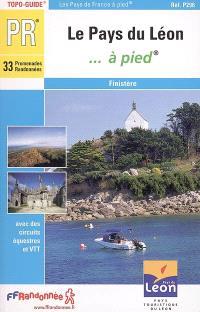 Le pays du Léon à pied : Finistère