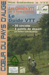 Les circuits VTT de la base d'activité : coeur du Pays d'Auge, vos balades à VTT