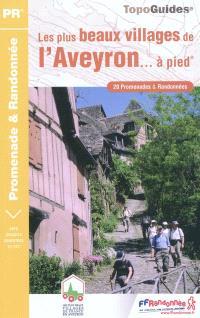 Les plus beaux villages de l'Aveyron ... à pied