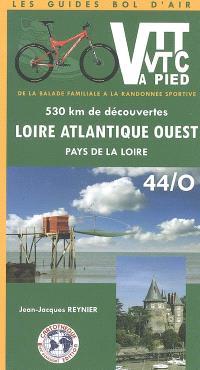 Loire-Atlantique ouest, Pays de la Loire, 44-O : 530 km de découvertes