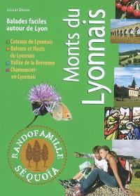 Monts du Lyonnais : balades faciles dans les monts du Lyonnais