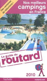 Nos meilleurs campings en France : 2010
