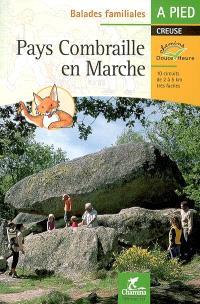 Pays Combraille en Marche, Creuse : 10 circuits de 2 à 5 km très faciles