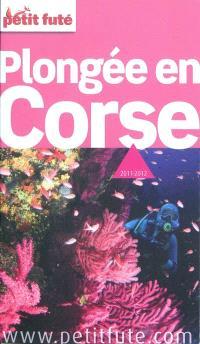Plongée en Corse : 2011-2012