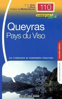 Queyras, pays du Viso : 144 itinéraires de randonnées pédestres