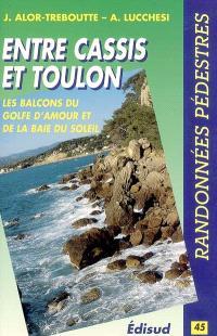 Randonnées pédestres entre Cassis et Toulon : les balcons du golfe d'Amour et de la baie du Soleil