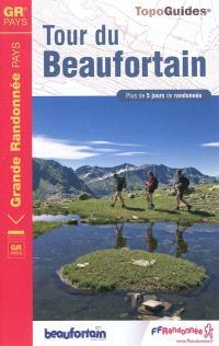 Tour du Beaufortain : plus de 5 jours de randonnée