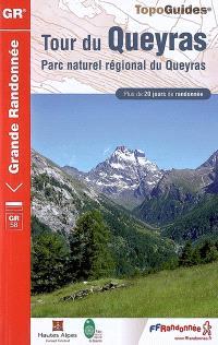 Tour du Queyras GR 58 : plus de 20 jours de randonnée