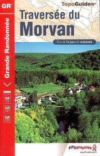 Traversée du Morvan : plus de 15 jours de randonnée