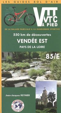 Vendée est, Pays de la Loire, 85-E : 550 km de découvertes