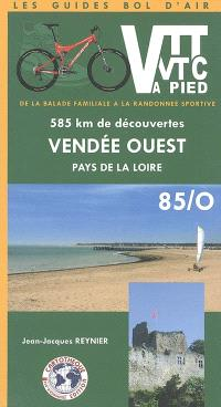 Vendée ouest, Pays de la Loire, 85-O : 598 km de découvertes