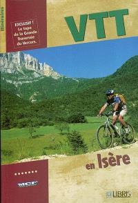 VTT en Isère : itinéraires