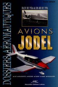 Avions Jodel : du D1 de 1936 au DR400 de 1996