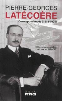 Correspondances (1918-1928)