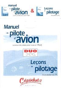 Duo PPL : licence de pilote privé