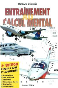 Entraînement au calcul mental = In flight mental arithmetic training