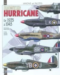 Hawker hurricane : de 1935 à 1945