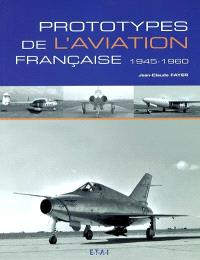 Prototypes de l'aviation française : 1945-1960