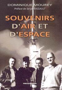 Souvenirs d'air et d'espace : quarante ans dans l'industrie aéronautique et spatiale, 1948-1988