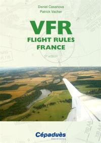 VFR, flight rules France