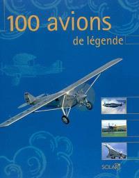 100 avions de légende