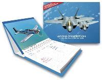 Avions d'exception : l'agenda-calendrier 2015