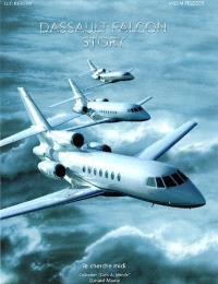 Dassault Falcon story
