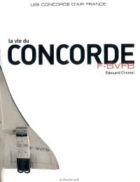 La vie du Concorde : F-BVFB
