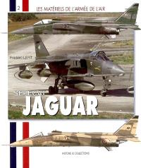 Sepecat Jaguar : l'attaque au sol made in France