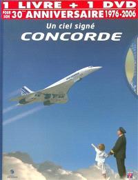 Un ciel signé Concorde