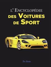 L'encyclopédie des voitures de sport