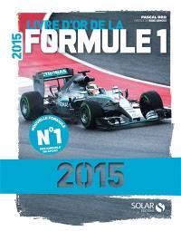 Livre d'or de la formule 1 : 2015