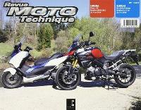 Revue moto technique. n° 181, Honda Forza 125, modèles NSS 125 AD 2015 et 2016 + Suzuki DL 1.000 V-Strom, modèles L4 à L6 2014 à 2016