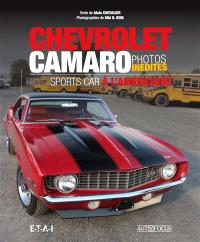 Chevrolet Camaro : sports car à l'américaine