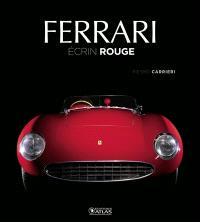 Ferrari : écrin rouge