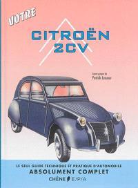 Votre Citroën 2 CV