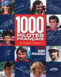 1.000 pilotes français