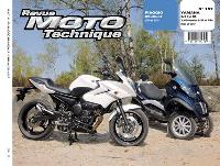 Revue moto technique. n° 157, Piaggio MP3 400 LT + Yamaha XJ6
