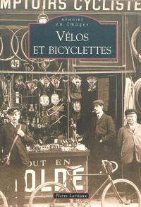 Vélos et bicyclettes