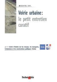 Voirie urbaine : le petit entretien curatif