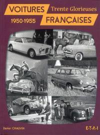 Voitures françaises 1950-1955