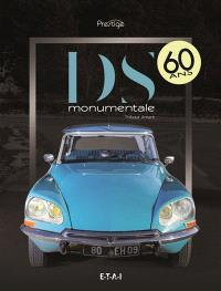DS monumentale : 60 ans