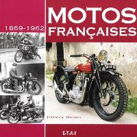 Motos françaises : 1869-1962