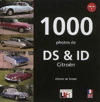 1.000 photos de DS & ID Citroën. Volume 1