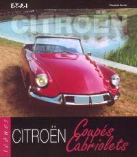Citroën coupés, cabriolets