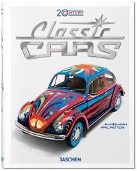 Classic cars, 20th century : 100 years of automotive ads = 100 Jahre Autowerbung = 100 ans de publicité automobile